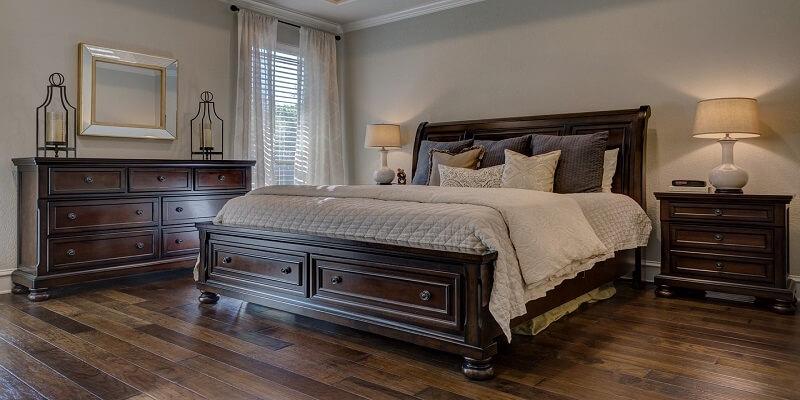 Camera da letto: come scegliere il colore delle pareti ...