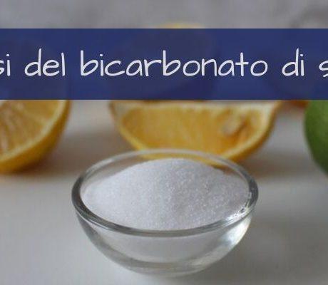 bicarbonato di sodio: 10 usi che forse non conoscevi